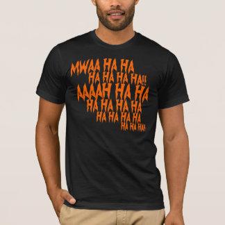 Ond skrattHalloween T-tröja Tröja