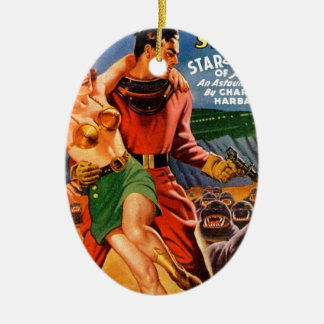 Onda Walruses Julgransprydnad Keramik