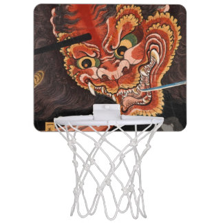 Oni kung Shutendoji Basketkorg