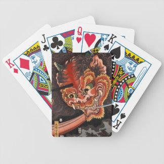 Oni kung Shutendoji Spelkort