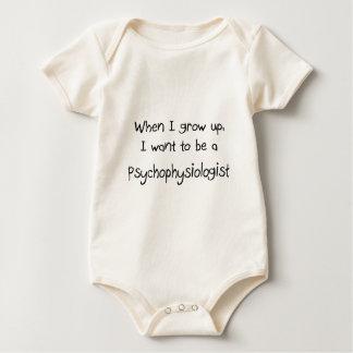Önska att vara en Psychophysiologist, när jag Creeper