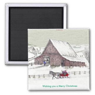 Önska dig god jul… magnet