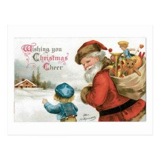 Önska dig juljubel vykort