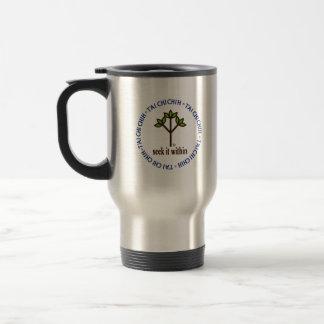 Önska fred? Travel mug Resemugg