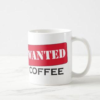 Önskad kaffemugg