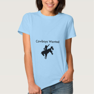 Önskade Cowboys T Shirts
