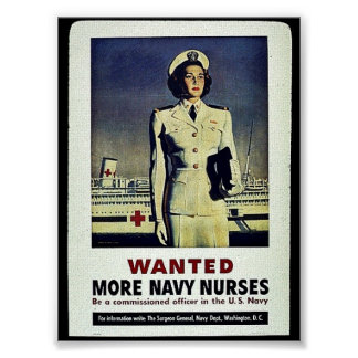 Önskade mer marinsjuksköterskor poster