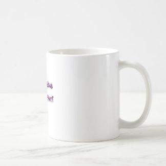 Önskar någon en halv liter? kaffemugg
