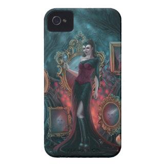 Ont drottningkomplexfodral Case-Mate iPhone 4 fodraler
