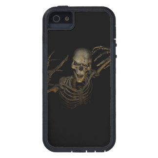 Ont skelett iPhone 5 Case-Mate skydd
