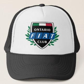 Ontario Fiat klubbhatt Keps