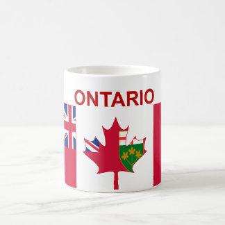 Ontario kaffemugg