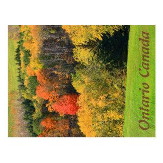Ontario Kanada vykort