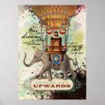 Onward och uppåt (affischen) affischer