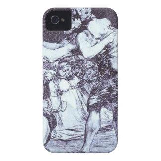 Oordnat vid Francisco Goya iPhone 4 Case-Mate Fodral