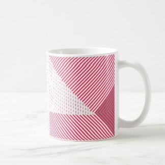 Op konst för Crosshatch Kaffemugg
