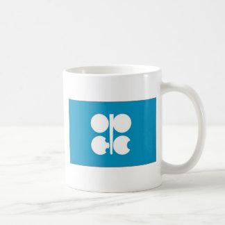 Opec-flagga Kaffe Mugg