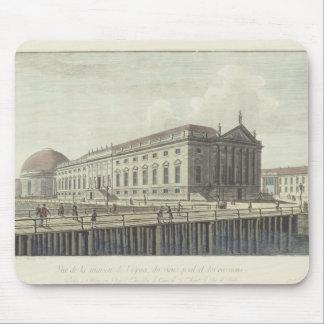 Operahuset, Berlin Musmatta