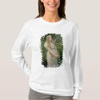 Ophelia (olja på kanfas) tee shirt