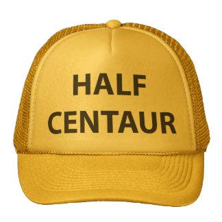 """Öppenhjärtig hatt """"för HALVA KENTAUR"""" Keps"""