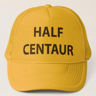 """Öppenhjärtig hatt """"för HALVA KENTAUR"""" Truckerkeps"""