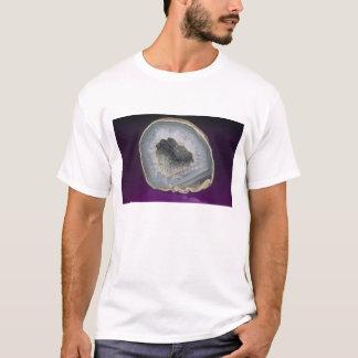 Öppet kvartGeode snitt T Shirts