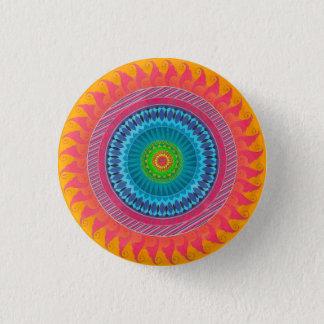 öppet vara besvärad mandalaen knäppas mini knapp rund 3.2 cm