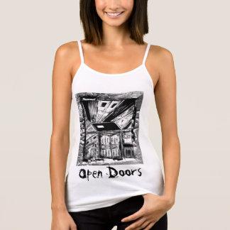 Öppna dörrar tshirts