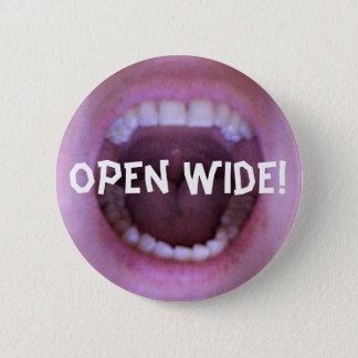 öppna vitt! standard knapp rund 5.7 cm