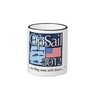 OpSail kaffemugg Kaffe Koppar