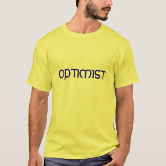 OPTIMIST T SHIRT