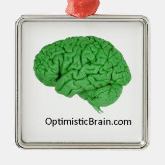OptimisticBrain.com brännmärkte produkter Julgransprydnad Metall