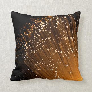 Optisk abstract. för fiber kudde
