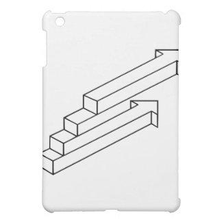 Optisk illusion för pil eller för trappor iPad mini fodral