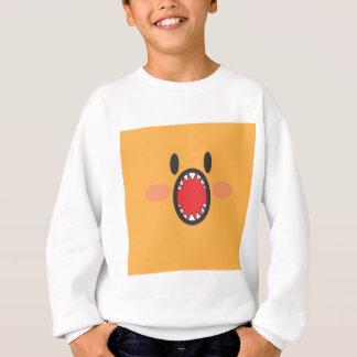 Orange bita t-shirts