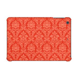 Orange damast