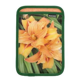 Orange Daylilies Sleeve För iPad Mini
