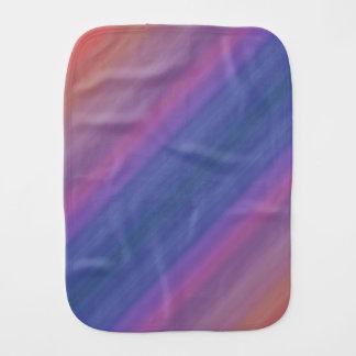 Orange design för konst för lila- och blåttrandar bebistrasa
