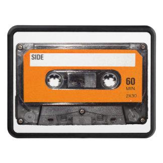Orange etikettkassett skydd för dragkrok