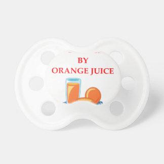 orange fruktsaft napp