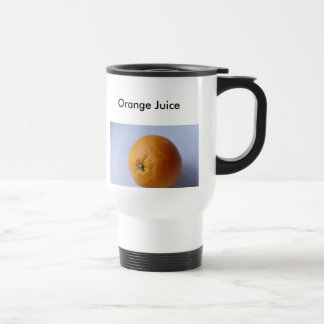 Orange fruktsaft, orange fruktsaft resemugg