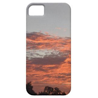 ORANGE HIMMLAR LANTLIGA QUEENSLAND AUSTRALIEN FÖR BARELY THERE iPhone 5 FODRAL