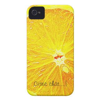 Orange iPhone 4 Case-Mate Fodral