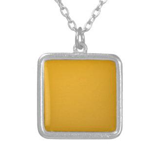 orange.jpg silverpläterat halsband