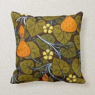 Orange kalebasser kudde