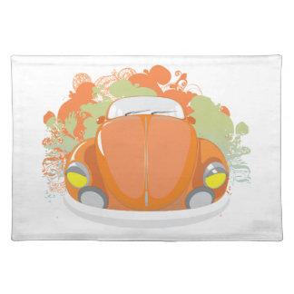Orange kryp bordstablett