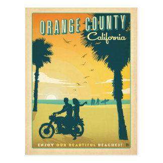 Orange län, CA Vykort