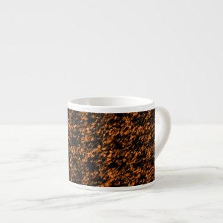 Orange mugg espressomugg