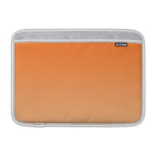 Orange Ombre MacBook Air Sleeves