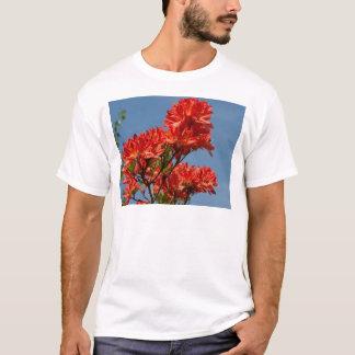 Orange Rhododendron T Shirts